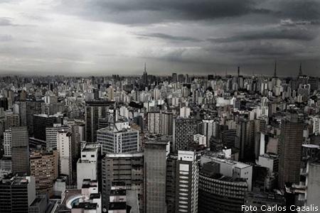 Fotokroniek met Carlos Cazalis over stedelijke ontwikkeling
