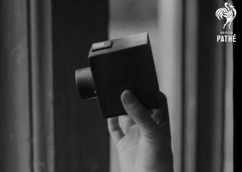75 jaar oude film over 100 jaar fotografie
