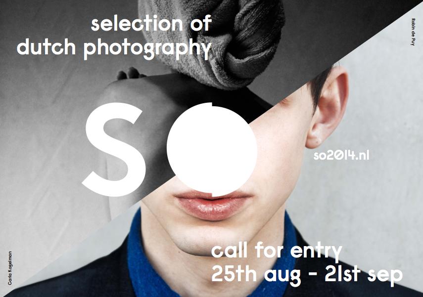 Open Call SO2014 tot 21 september