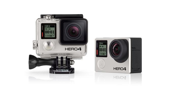 GoPro komt met de Hero4