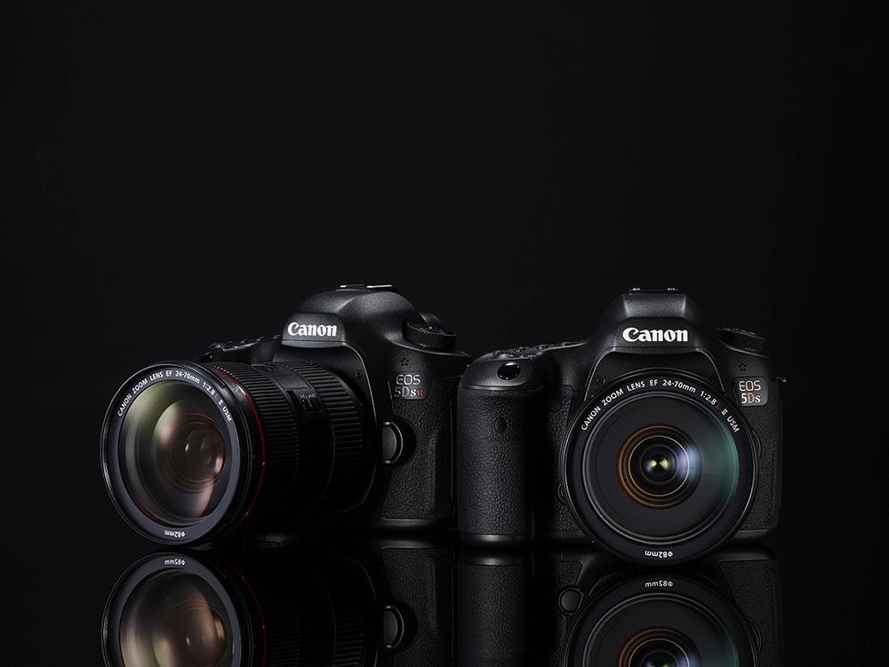 Canon EOS 5DS met 50 miljoen pixels