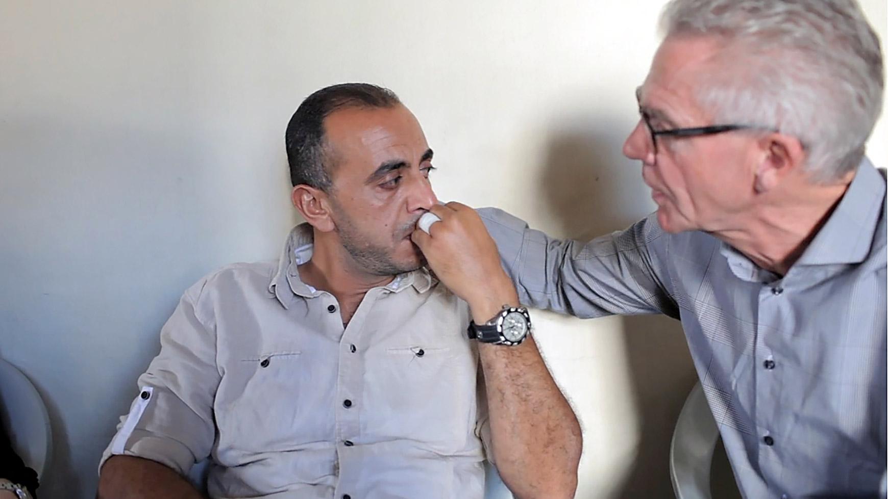Israëlische steden verbieden documentaire Geert van Kesteren