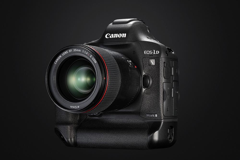 Nieuw topmodel: Canon Eos-1D X Mark II