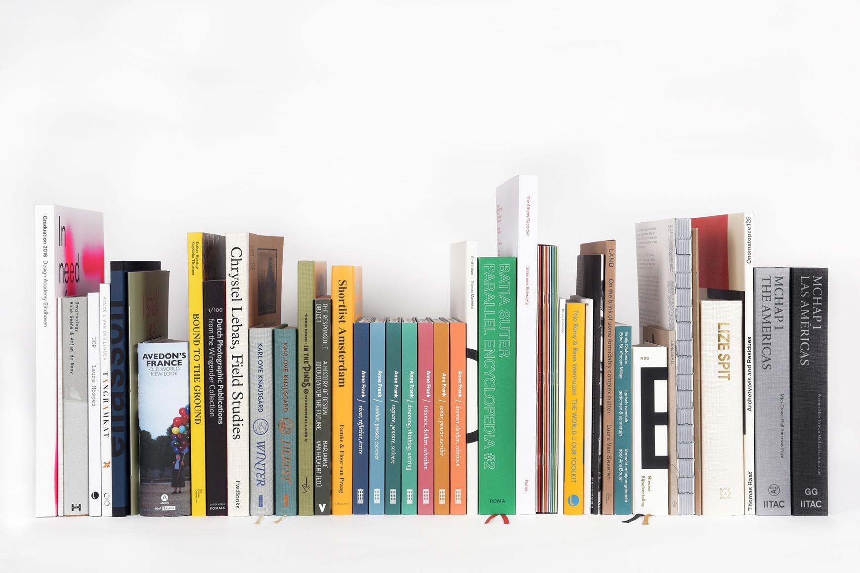 Twaalf fotoboeken onder de 33 Best Verzorgde Boeken 2016