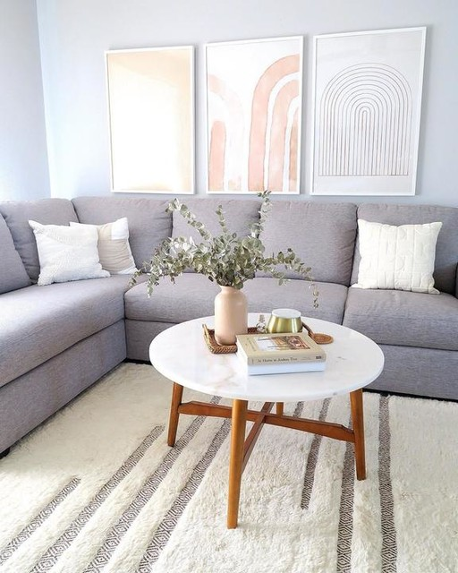 lucy grey 2 piece 114 sectional with