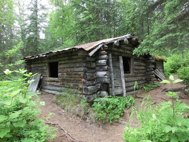 Beemans Cabin Denali State Park Alaska  Photorator