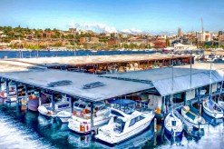 4) Lake Union - Seattle, WA