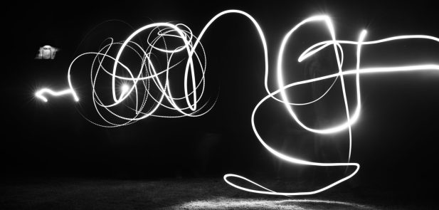 How to Photograph Light Trails with any DSLR camera.