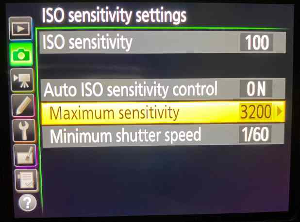 iso sensitivity settings tips to improve your photography
