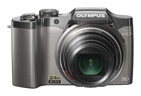 Olympus SZ 30MR, SZ 20, TG 810
