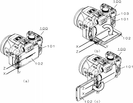 The latest patents from Panasonic, Sony, Canon and Samsung