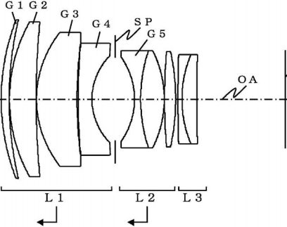 Canon files patents for 50mm f/1.4, 85mm f/1.2, 85mm f/1.8