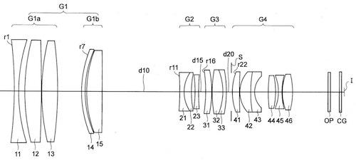 RiceHigh's Pentax Blog: Updated: New Pentax Lens Patent