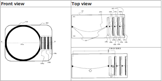 The latest patents: new Canon lenses, 3D camera and lens
