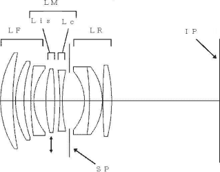 Canon files patent for a 50mm f/1.8 lens with image