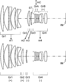 The latest patents from Canon, Olympus and Konica Minolta