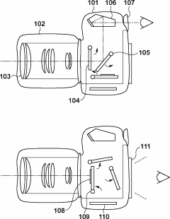 The latest patents from Canon, SIgma and Konica Minolta