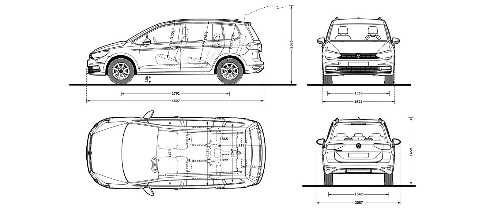 Nissan Qashqai Luggage Space.2013 Nissan LEAF Trunk Inside