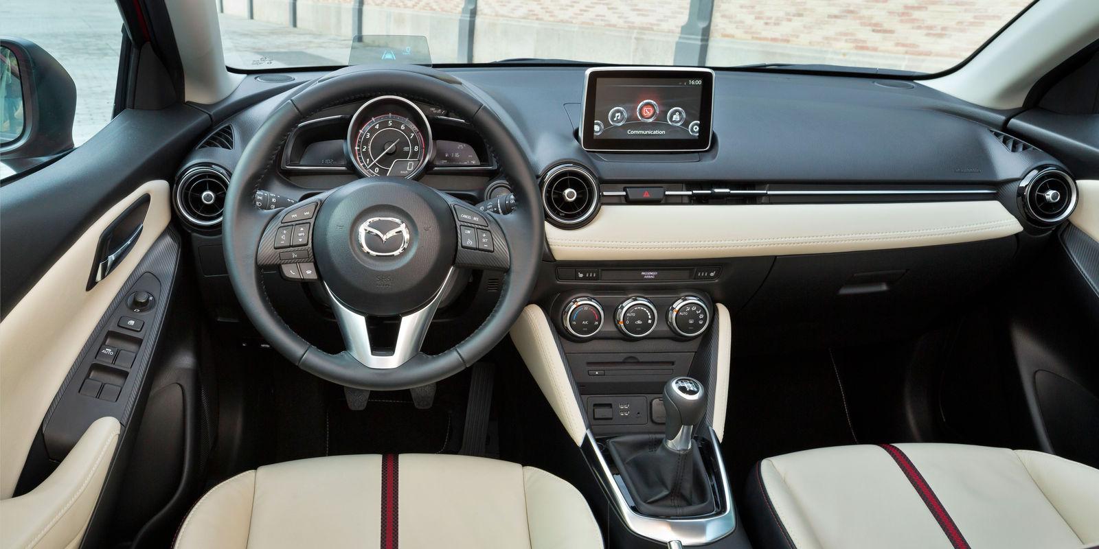 Mazda 2 Review Carwow