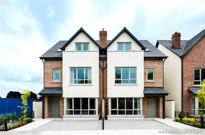 5 Bedroom Townhouse Castleknock Cross Beechpark Avenue