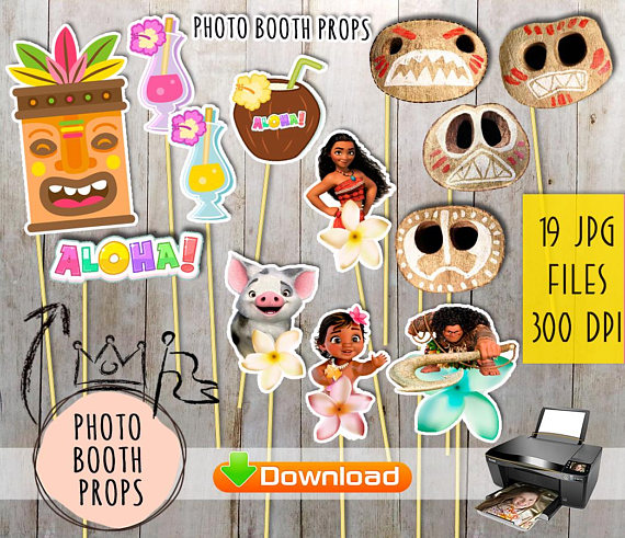 12 Wonderful Moana Party Supplies Catch My Party