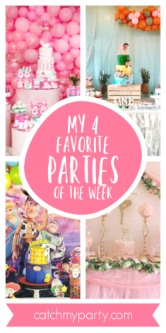 Love all the Pampering Fun at this Pink Spa Party | Catch My Party