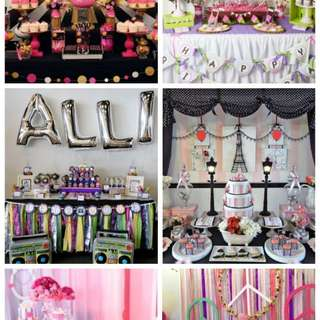 Girl Birthday Party Ideas Catch My Party