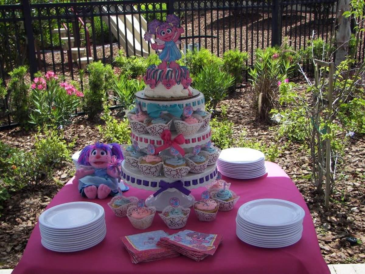 Abby Cadabby Party Birthday Party Ideas  Photo 7 of 18