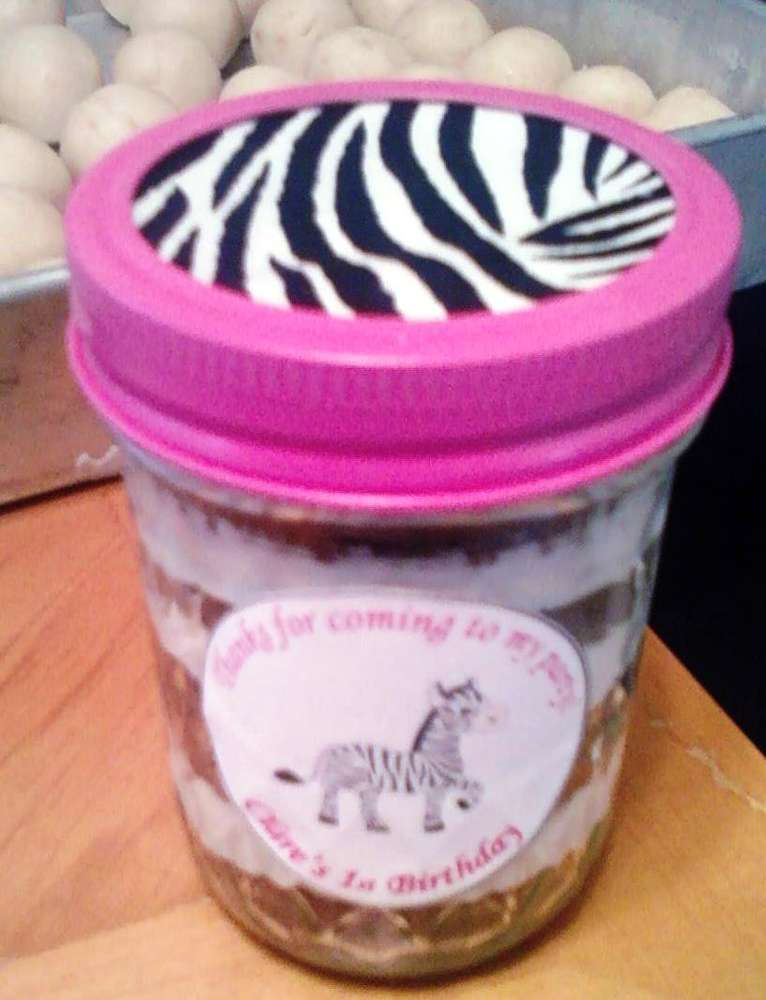Zebra And Hot Pink Birthday Party Ideas Photo 9 Of 21