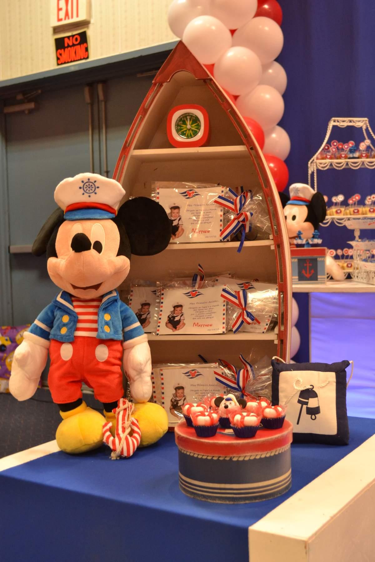 Disney Cruise Birthday Party Ideas Photo 3 Of 17 Catch