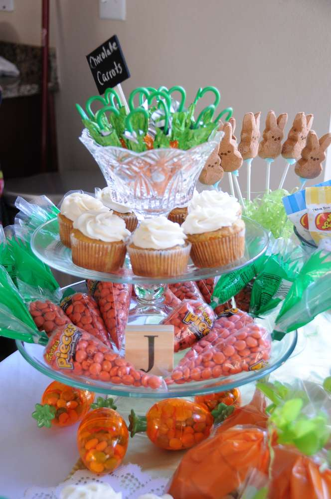 Peter Rabbit Baby Shower Party Ideas  Photo 2 of 17  Catch My Party