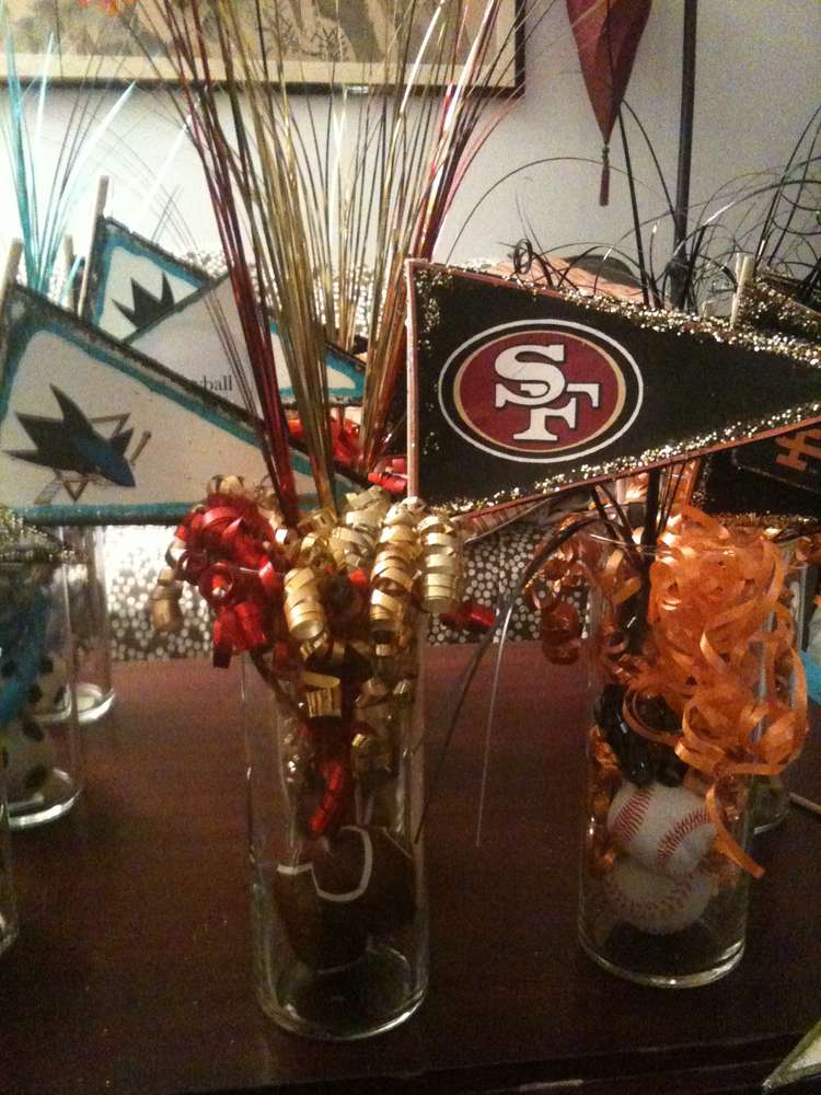 SF Sports Fundraiser Party Ideas Photo 2 Of 11 Catch