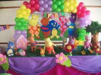 Backyardigans Birthday Party Ideas | Photo 10 of 12 ...