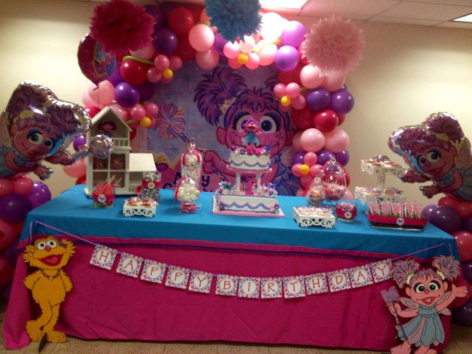 Abby Cadabby Birthday Party Ideas Photo 4 Of 7 Catch My Party