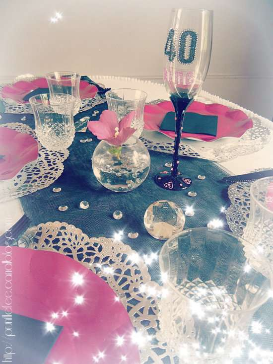 Glam Chic Birthday Party Ideas Photo 1 Of 8 Catch My Party