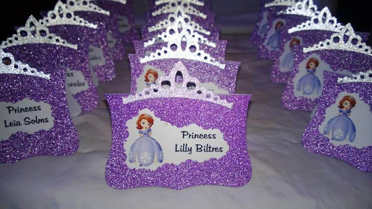 princess sofia birthday party birthday