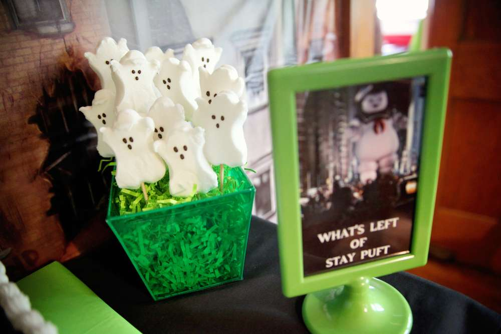 high chair tutu quinton wheelchair ghostbusters birthday party ideas | photo 4 of 51 catch my