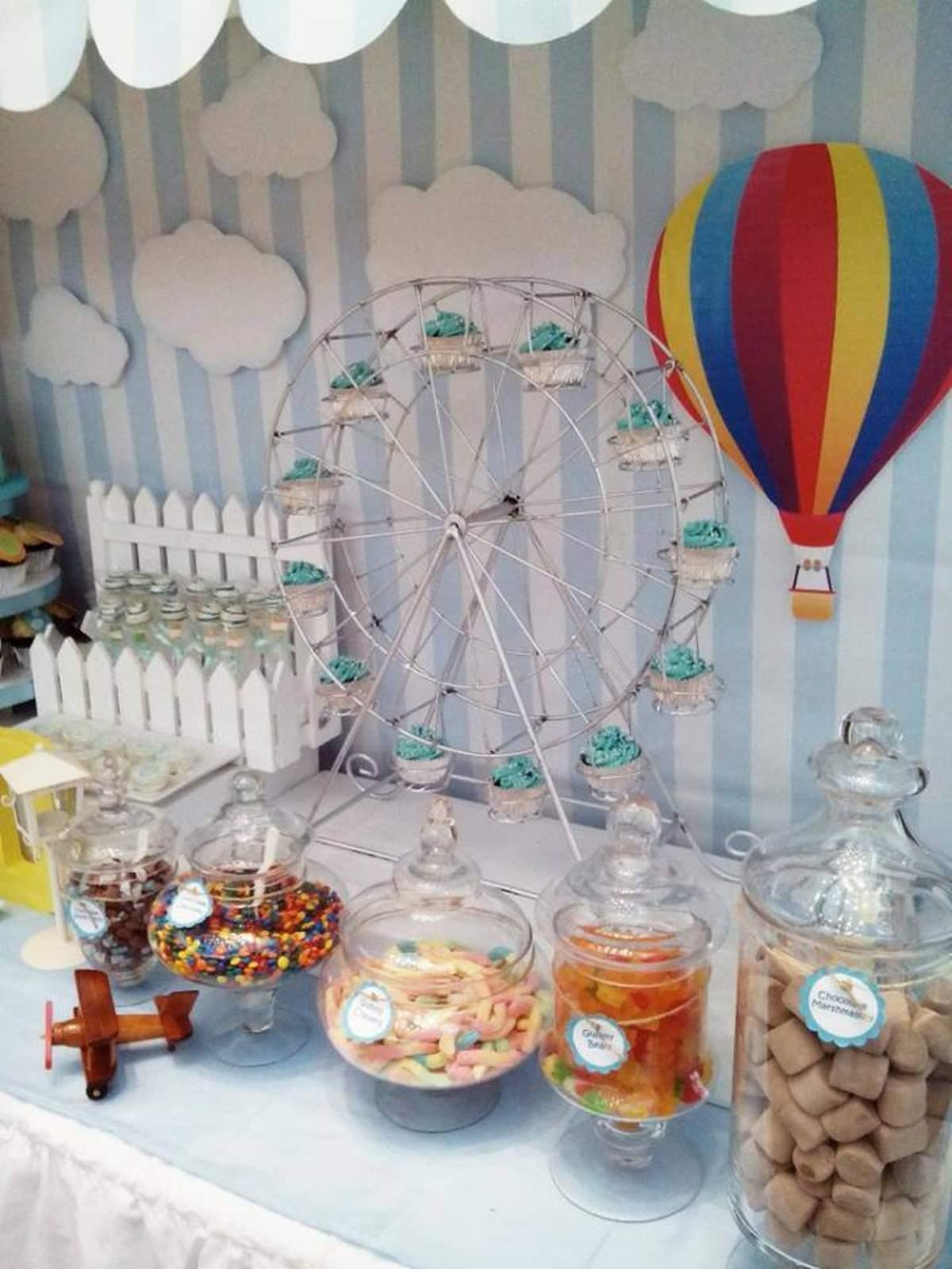 1st Birthday Food Menu Ideas