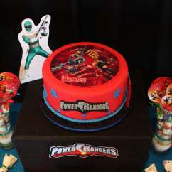 Minni Mouse Chair Folding Tables And Chairs For Sale Power Rangers Birthday Party Ideas | Photo 4 Of 10 Catch My