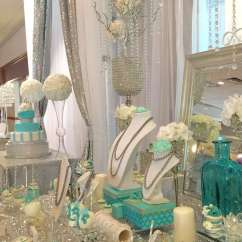 High Chair Tutu Pink Desk Target Tiffany & Co. Quinceañera Party Ideas | Photo 1 Of 18 Catch My