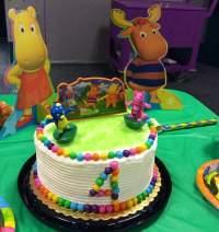 Backyardigans Birthday Party Ideas | Photo 10 of 13 ...