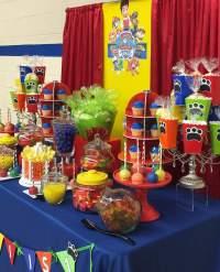 Paw Patrol Birthday Party Ideas | Photo 2 of 11 | Catch My ...
