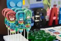 PJ Masks Birthday Party Ideas | Photo 8 of 20 | Catch My Party