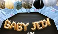 Star Wars baby shower Baby Shower Party Ideas | Photo 1 of ...
