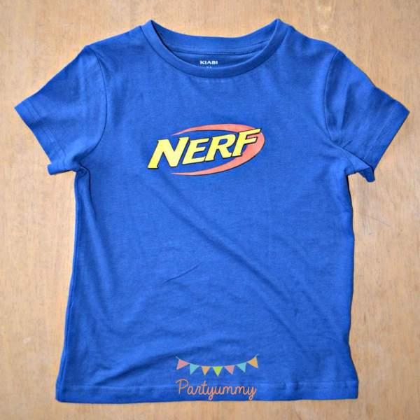 Nerf Birthday Party Ideas