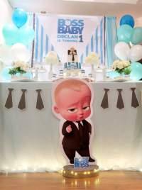 Baby Boss Theme Birthday Party Ideas | Photo 9 of 14 ...