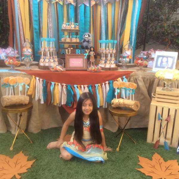 20 Pocahontas Party Decorations Pictures And Ideas On Meta Networks