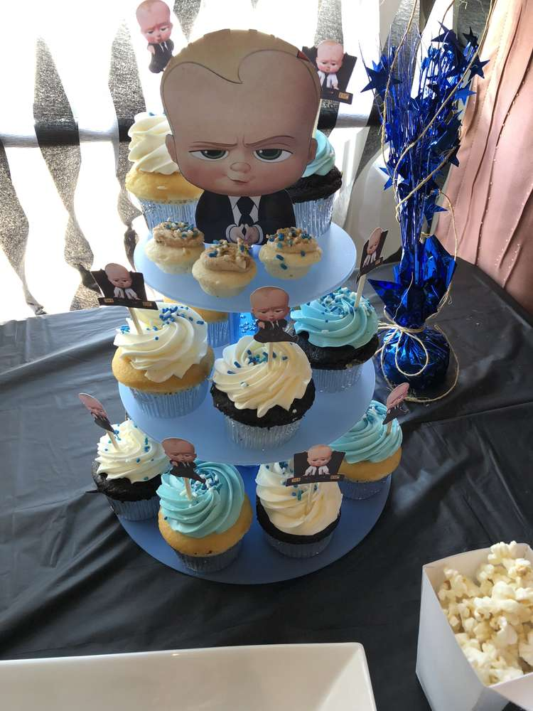Boss Baby Birthday Party Ideas Photo 1 Of 17 Catch My Party