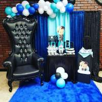 Boss Baby Birthday Party Ideas | Photo 1 of 5 | Catch My Party