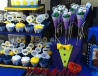"Batman/Joker / Birthday ""Aj's 6th Birthday Party""   Catch ..."